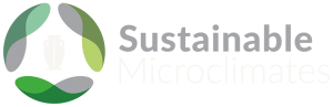 Sustainable Microclimates light logo